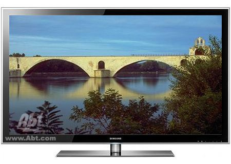 Samsung Black LED Flat Panel LCD HDTV UNB Abt - Abt samsung tv