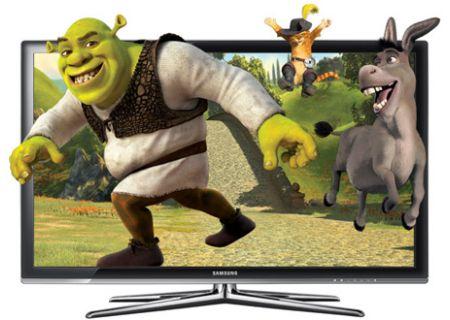 Samsung - UN55C7000 - LCD TV