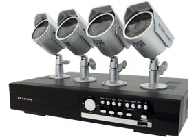 AGI Security - VC-SYS-4KITH4IR - Web & Surveillance Cameras