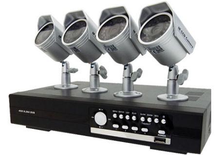 AGI Security - VC-SYS-4KITH4IR - Web & Surveillance Cameras