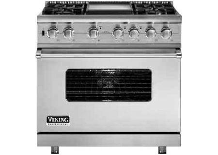 Viking - VDSC5364GSS - Dual Fuel Ranges