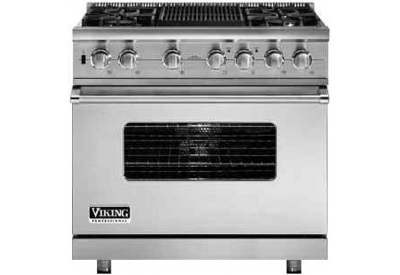 Viking - VDSC5364QSS - Dual Fuel Ranges