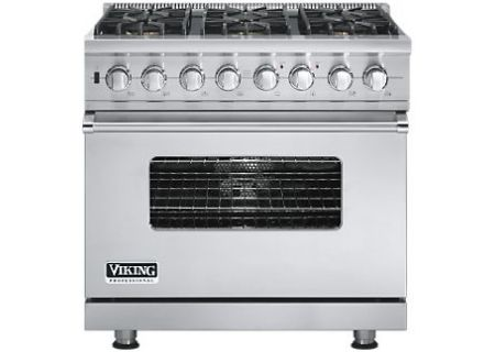 Viking - VDSC536-6B - Dual Fuel Ranges