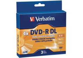 Verbatim - 95165 - Recordable DVD Discs