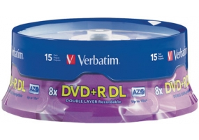 Verbatim - 95484 - Recordable DVD Discs