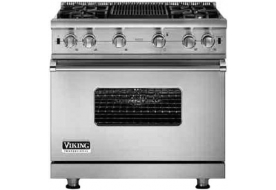 Viking - VGCC5364QSS - Gas Ranges