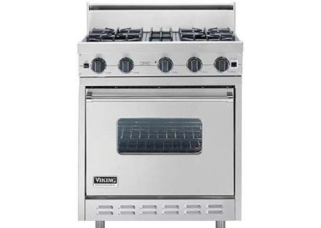 Viking - VGIC3084BSS - Gas Ranges