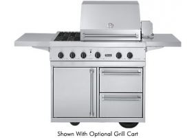 Viking Outdoor - VGIQ412-2RT1L - Liquid Propane Gas Grills