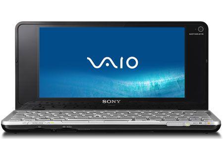 Sony VAIO P Series Lifestyle Onyx Black Mini Notebook Computer