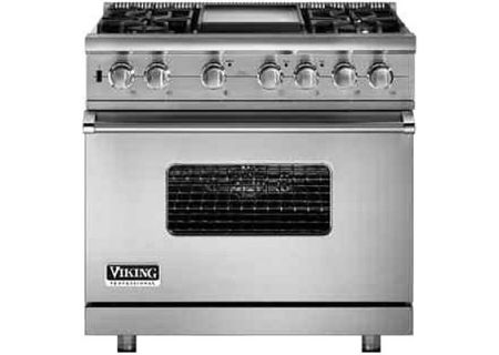 Viking - VGSC5364GSS - Gas Ranges
