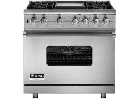 Viking - VGSC5364GSS - Gas Ranges