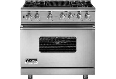 Viking - VGSC5364QSS - Gas Ranges