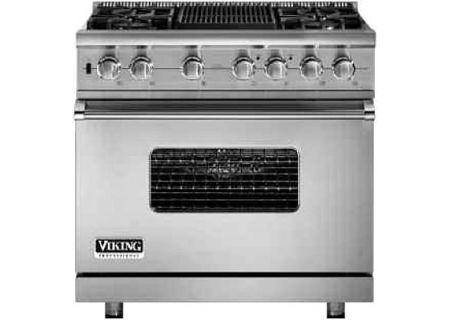 Viking - VGSC5364QSS - Gas Ranges