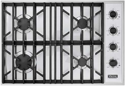 Viking - VGSU1034BSS - Gas Cooktops