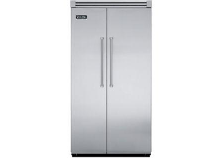 Viking - VISB542 - Built-In Side-by-Side Refrigerators
