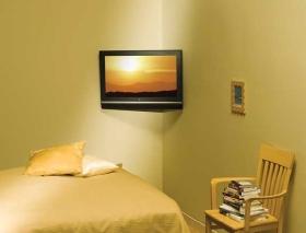 Sanus 26 Quot 42 Quot Flat Panel Tv Black Wall Mount Vm400b Abt