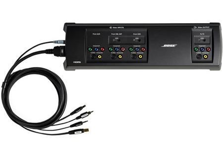 Bose - 41302 - Audio/Video Distribution