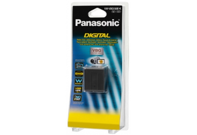 Panasonic - VW-VBG130 - Camcorder Batteries