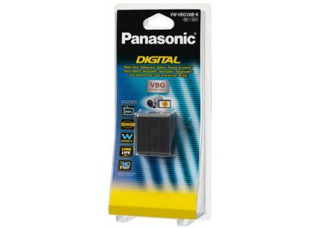 Panasonic - VW-VBG130 - Camcorder Batteries