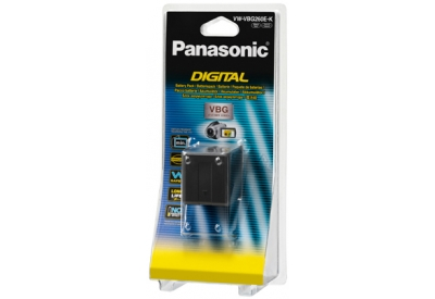 Panasonic - VW-VBG260 - Camcorder Batteries