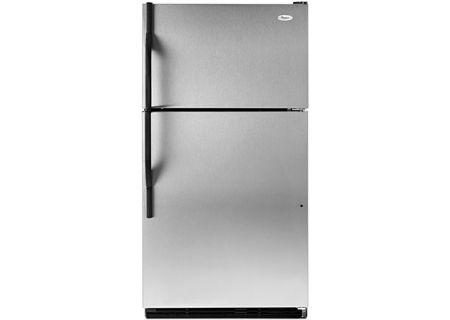 Whirlpool - W1TXEMMWS - Top Freezer Refrigerators