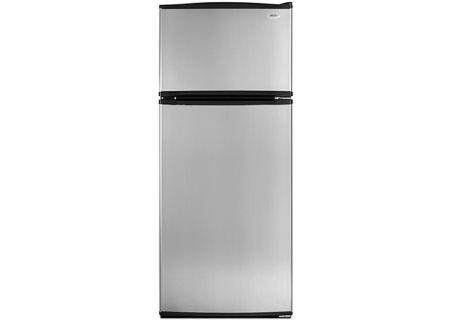 Whirlpool - W8RXEGMWS - Top Freezer Refrigerators