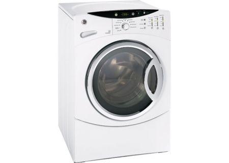 GE - WCVH6400JWW - Front Load Washing Machines