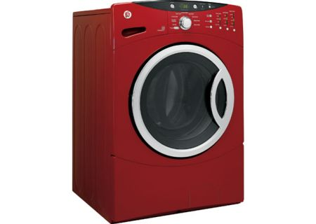 GE - WCVH6800JMR  - Front Load Washing Machines