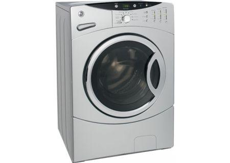GE - WCVH6800JMS - Front Load Washing Machines