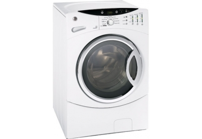 GE - WCVH6800JWW - Front Load Washing Machines