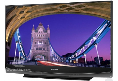 Mitsubishi - WD-60735 - DLP Projection TV