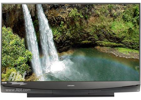Mitsubishi - WD-73735 - DLP Projection TV
