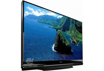 Mitsubishi - WD82837 - DLP Projection TV