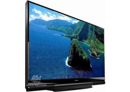 Mitsubishi - WD82837 - DLP Projection TV