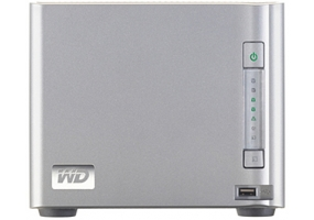 Western Digital - WDA4NC40000N - External Hard Drives