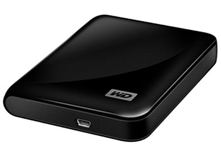 Western Digital - WDBABM7500ABK - External Hard Drives