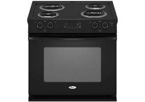 Whirlpool - WDE150LVB - Slide-In Electric Ranges