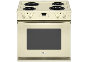 Whirlpool - WDE150LVT - Slide-In Electric Ranges