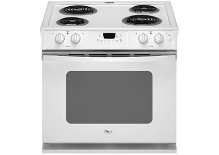 Whirlpool - WDE150LVQ - Slide-In Electric Ranges