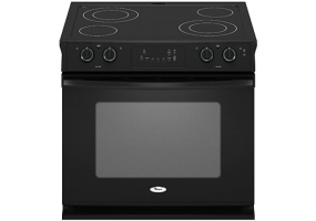 Whirlpool - WDE350LVB - Slide-In Electric Ranges