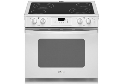 Whirlpool - WDE350LVQ - Slide-In Electric Ranges