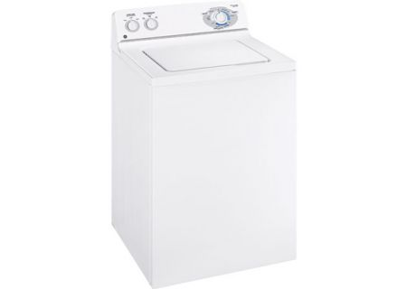 GE - WDSR2120JWW - Top Load Washers