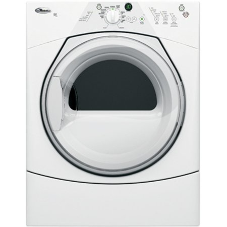 Whirlpool Duet Sport 27 Quot White Electric Dryer Wed8300sw