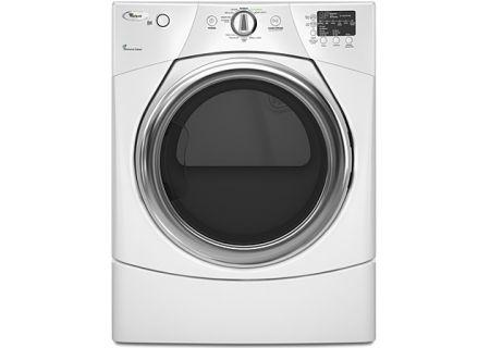 Whirlpool - WGD9250WW - Gas Dryers