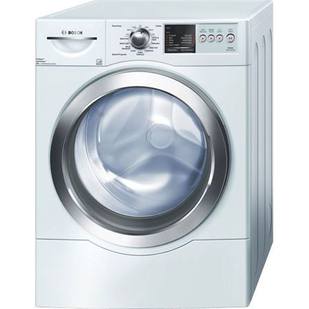 Bosch Vision 500 Series Front Load White Washer