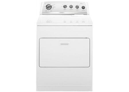 Whirlpool - WGD5700VW - Gas Dryers