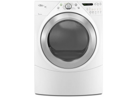 Whirlpool - WGD9550WW - Gas Dryers