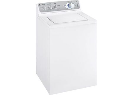 GE - WHRE5550KWW - Top Load Washers