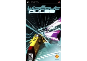 Sony - WIPEOUTPSP - PSP Games