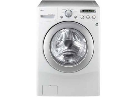 LG - WM2050CW - Front Load Washing Machines